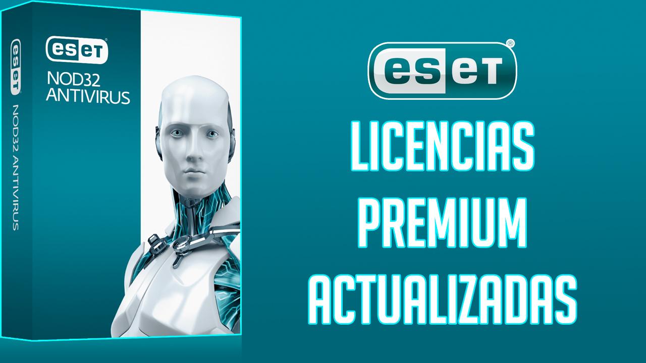 licencia nod antivirus