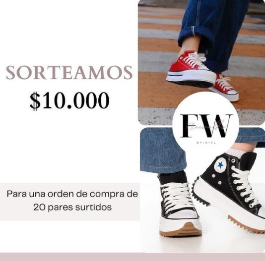 Sorteo Freewalk Shoes