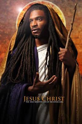 Black Biblical characters jesus