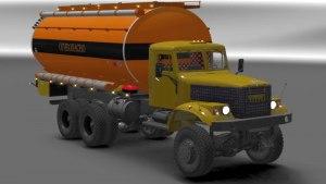 Kraz 255-260 truck mod (1.25)