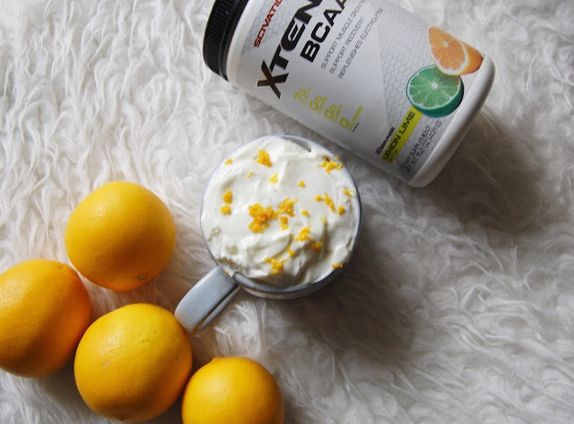 FullSizeRender%2B%25282%2529 - BCAA Lemon Mug Cake Recipe