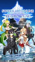 Android, Bandai Namco Games, Critique Jeux Vidéo, iOS, Smartphone, Sword Art Online, Sword Art Online : Memory Defrag,
