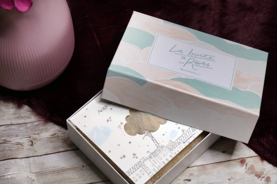 My little Box November 2018 - La boîte à Rêves