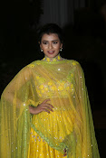 hebah patel photos in yellow ghagra-thumbnail-12