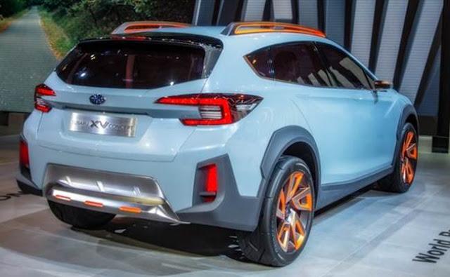 2018 Subaru XV Crosstrek Specs Hybrid