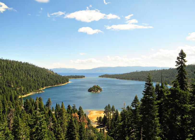 Roadtrip! Lake Tahoe, Redwoods, Oregon beaches, Bend - Cedar