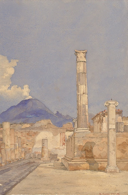 Pompeii through the ages