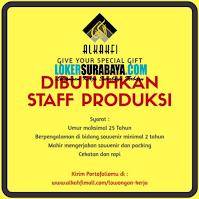 Lowongan Kerja di Al Kahfi Mall Surabaya Agustus 2020