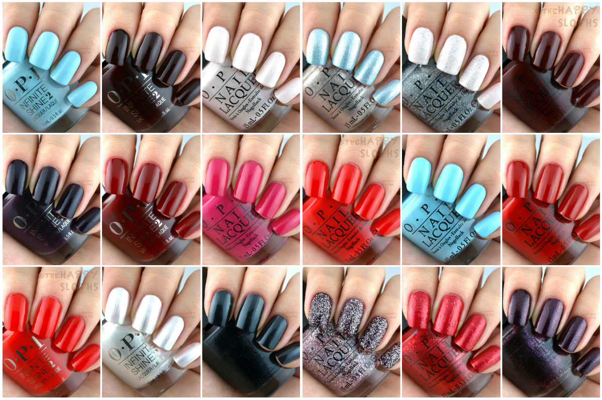 Opi 2016 collections-3472