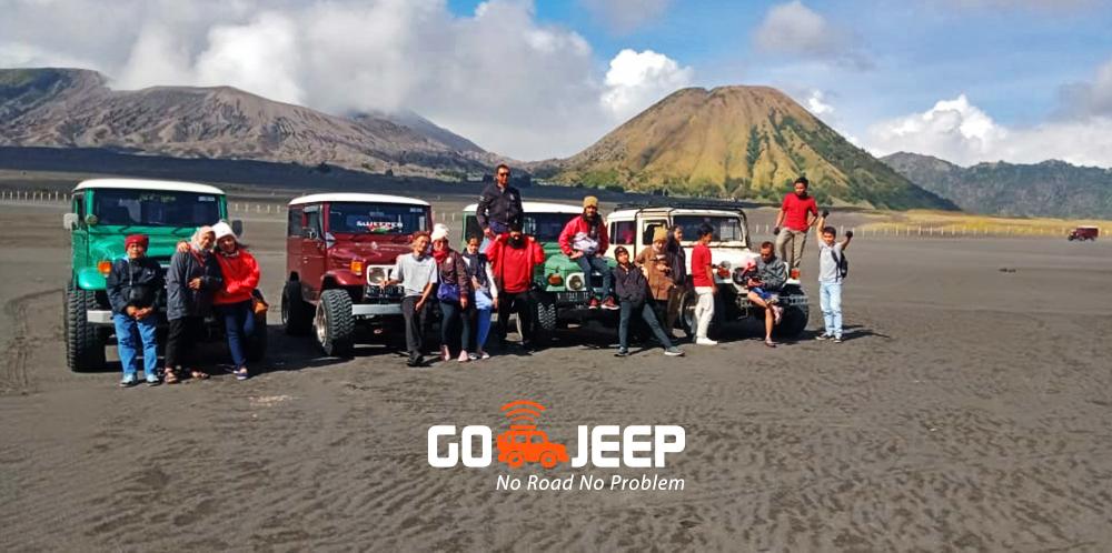 jeep toyota hardtop legenda wisata gunung bromo