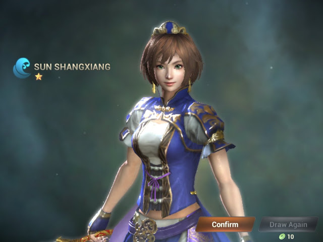Dynasty Warriors on iPad
