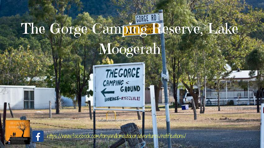 The Gorge Camping Reserve near Aratula, SE Queensland.