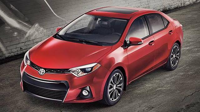 2018 Toyota Corolla Change Headlight Bulb