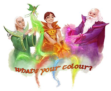Colores de la Magia