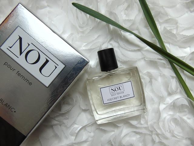 NOU SECRET BLANC - Woda perfumowana dla kobiet