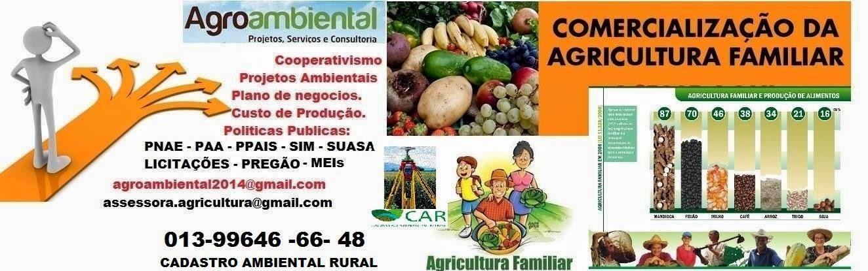 Agroambiental em Juquiá-SP