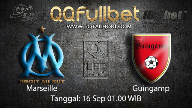 Prediksi Bola Jitu Marseille vs Guingamp 16 September 2018 ( French Ligue 1 )