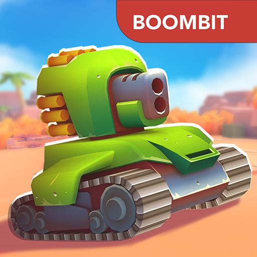 Tanks A Lot! – Realtime Multiplayer Battle Arena v2.28 Apk Mod [Dinheiro Infinito]