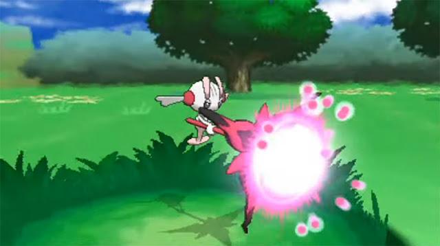 Prettiest Fairy Type Pokemon Moves