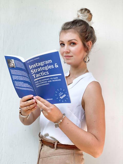 instagram strategies and tactics book nina villalvazo