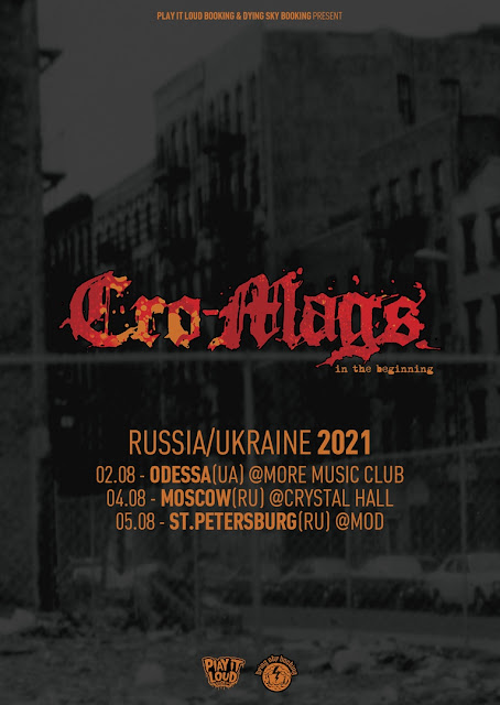Cro-Mags в России