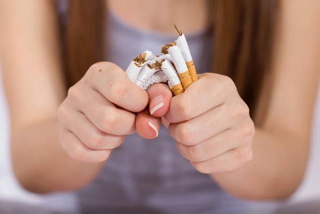 فوائد الإقلاع عن التدخين للمرأة