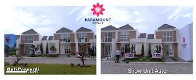 paramount petals show unit