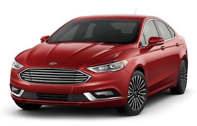 Ford Fusion models: Titanium, Hybrid Titanium