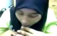 Hijabaer Jago Blowjob Mantap