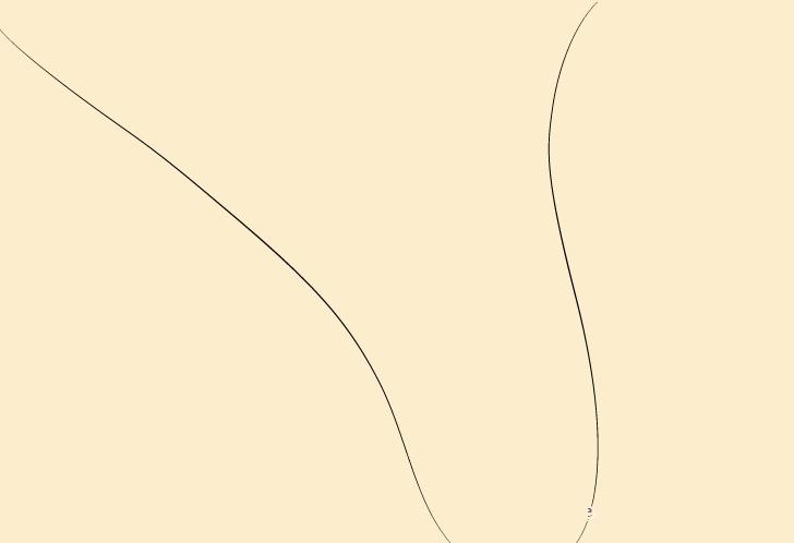 Gambar garis bentuk asap
