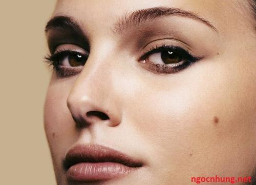 Vị trí nốt ruồi trên mặt phụ nữ cho phúc khí dồi dào