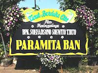 Papan Bunga Duka Cita Mojokerto Murah Desain Cantik - Agustina Florist