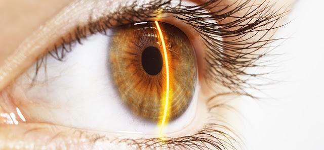 Pengobatan Retina Mata yg rusak dengan konsep karnus