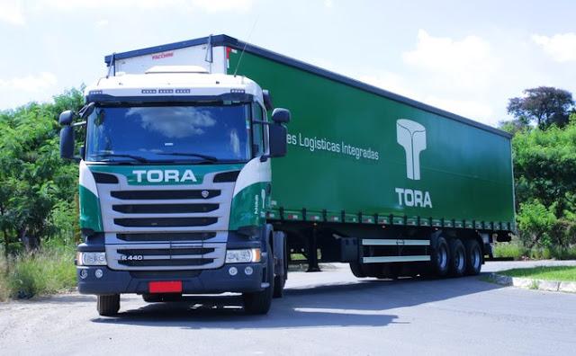 39188375df3 Tora Transportes amplia a frota e a... REC Transportes abre vagas ...