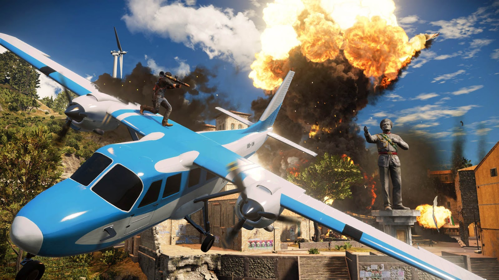 Just Cause 3 ESPAÑOL PC Descargar Full (CPY) + REPACK 10 DVD5 (JPW) 9