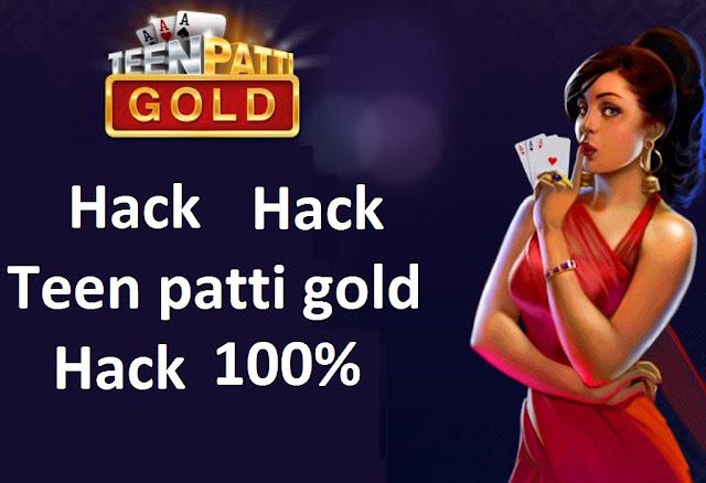 Teen patti gold hack