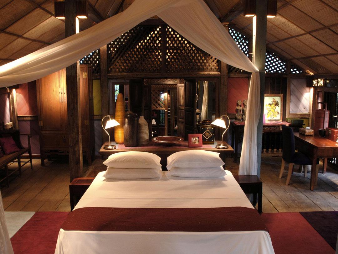 Bon Ton Resort di Langkawi berciri rumah melayu zaman lampau