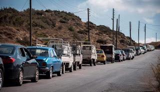 Krisis Bahan Bakar di Suriah Lumpuhkan Ekonomi