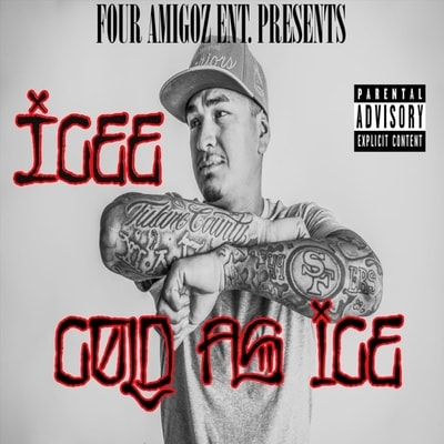 Icee - Cold As Ice (2019) - Album Download, Itunes Cover, Official Cover, Album CD Cover Art, Tracklist, 320KBPS, Zip album