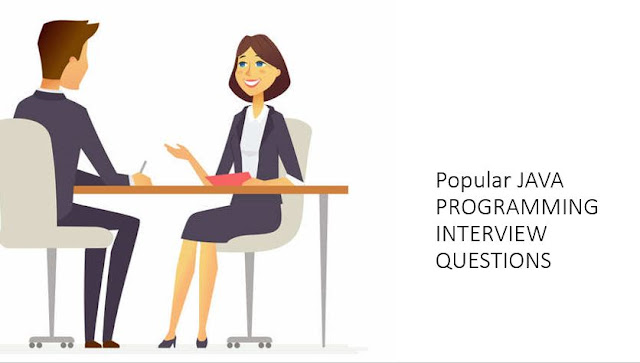 Popular JAVA Programming Interview Questions - Part 2