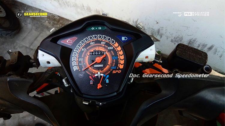 jasa custom speedometer motor jogja