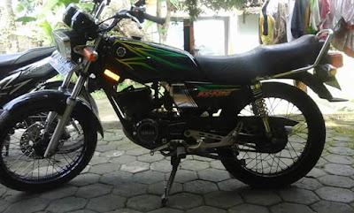 Jual Yamaha RX King Cobra