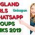 GIRLS WHATSAPP GROUP LINKS 2019 | WHATSAPP GROUP LINKS |