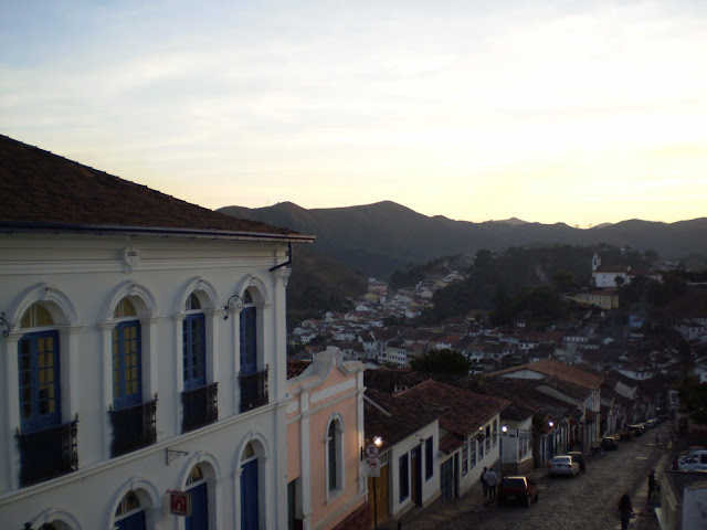 Ladeiras em Ouro Preto