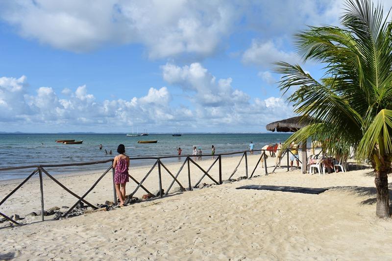 Ilha de Itaparica, Baía de Todos-os-Santos