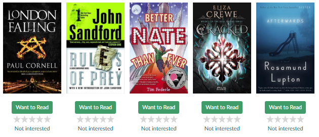 How Accurate Are My Goodreads Recommendations - floralcars