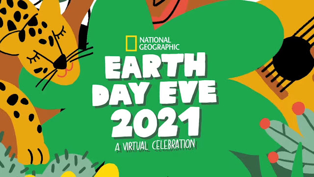 """""""Earth Day Eve 2021"""" - A Virtual Concert Presented By National Geographic"""