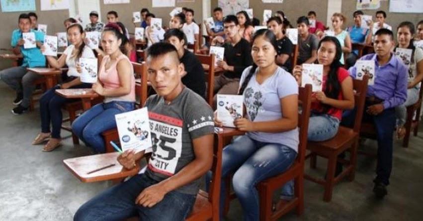 PRONABEC: Más de 300 postulantes elegibles registra Loreto para Beca 18 - www.pronabec.gob.pe