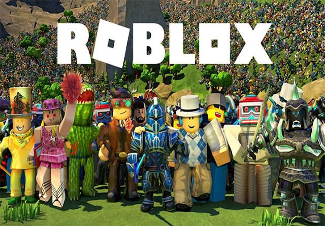 لعبة روبلوكس Roblox للكمبيوتر والموبايل