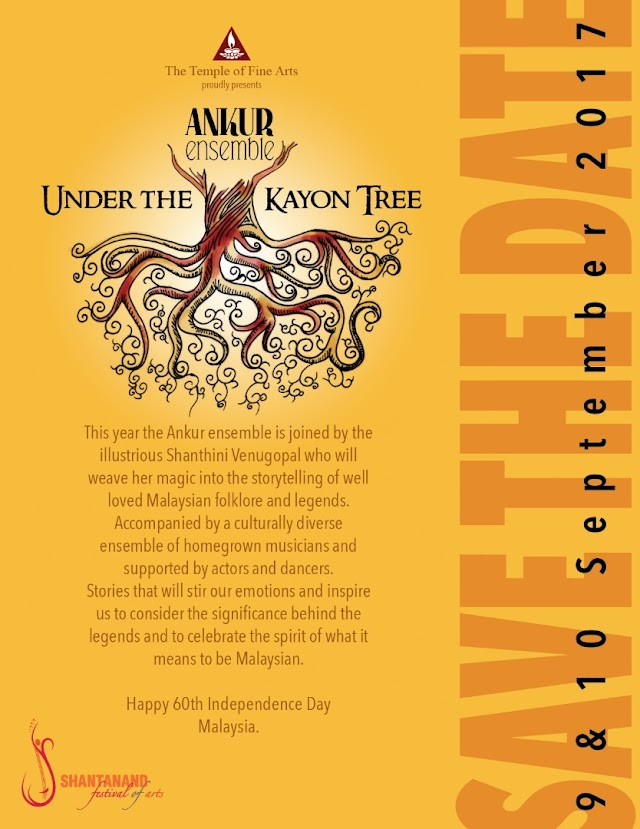 Ankur Ensemble presents 'Under The Kayon Tree'